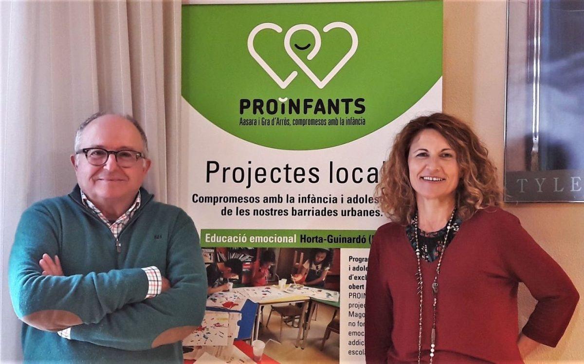 """Niños en exclusión, un """"problema invisible"""" en Barcelona"""