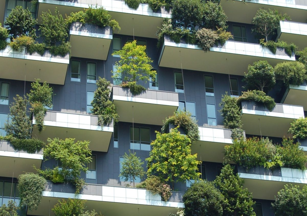 Smart building: Time for sustainable construction