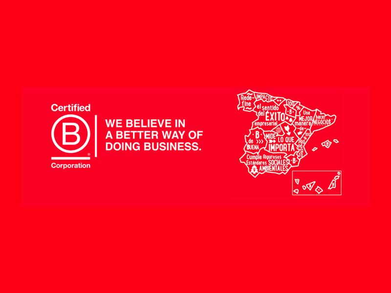 B Corp, la necesaria revolución ética de las empresas