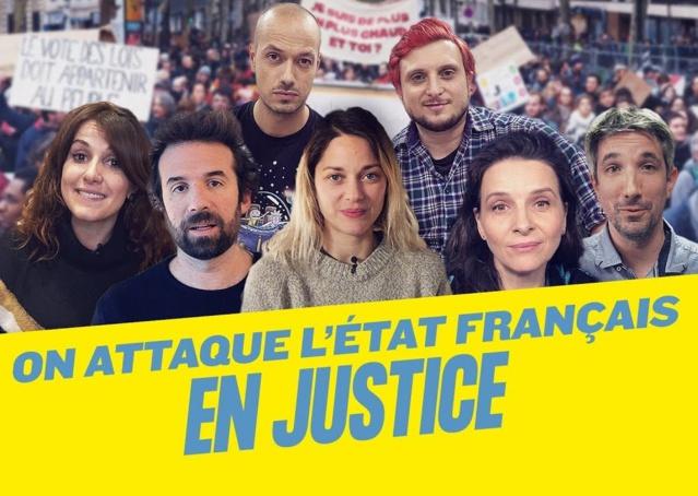 El estado francés: ¿pronto en el banquillo de los acusados climáticos?