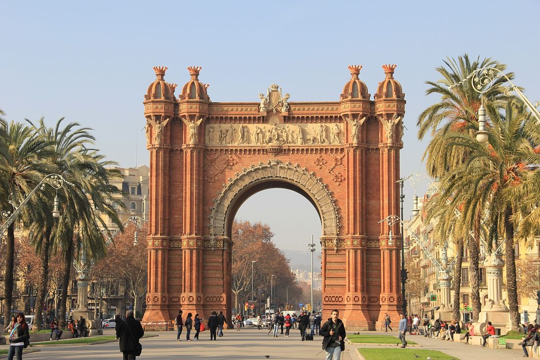 Barcelona, amongst the 20 most acclaimed cities by expats