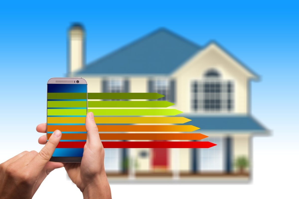 Sustainable housing and home automation for energy efficiency